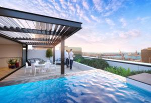 Machete Creative 9 Aug, 2021 Onyx Penthouse Pool Deck High Res