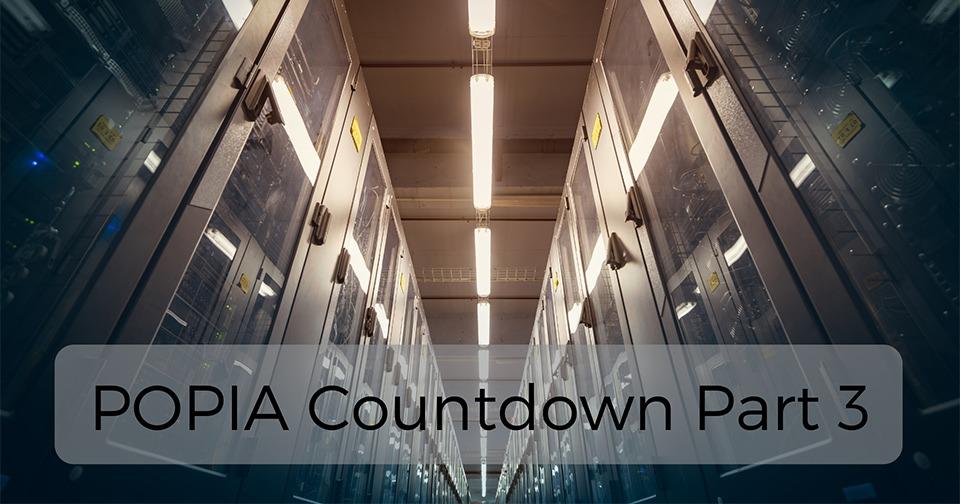Machete Creative 24 Jul, 2021 POPIA Part 3 — Data Retention and Storage Best Practices