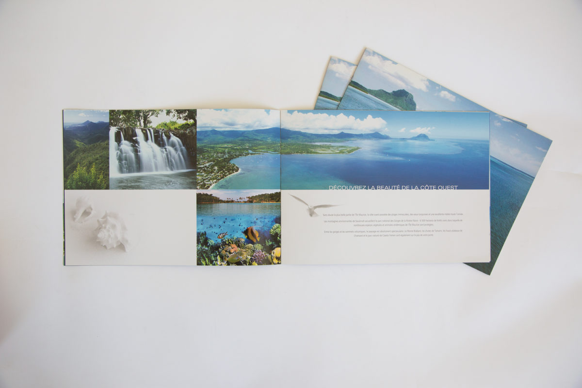 Machete Creative 24 Sep, 2020 WEST ISLAND BROCHURE