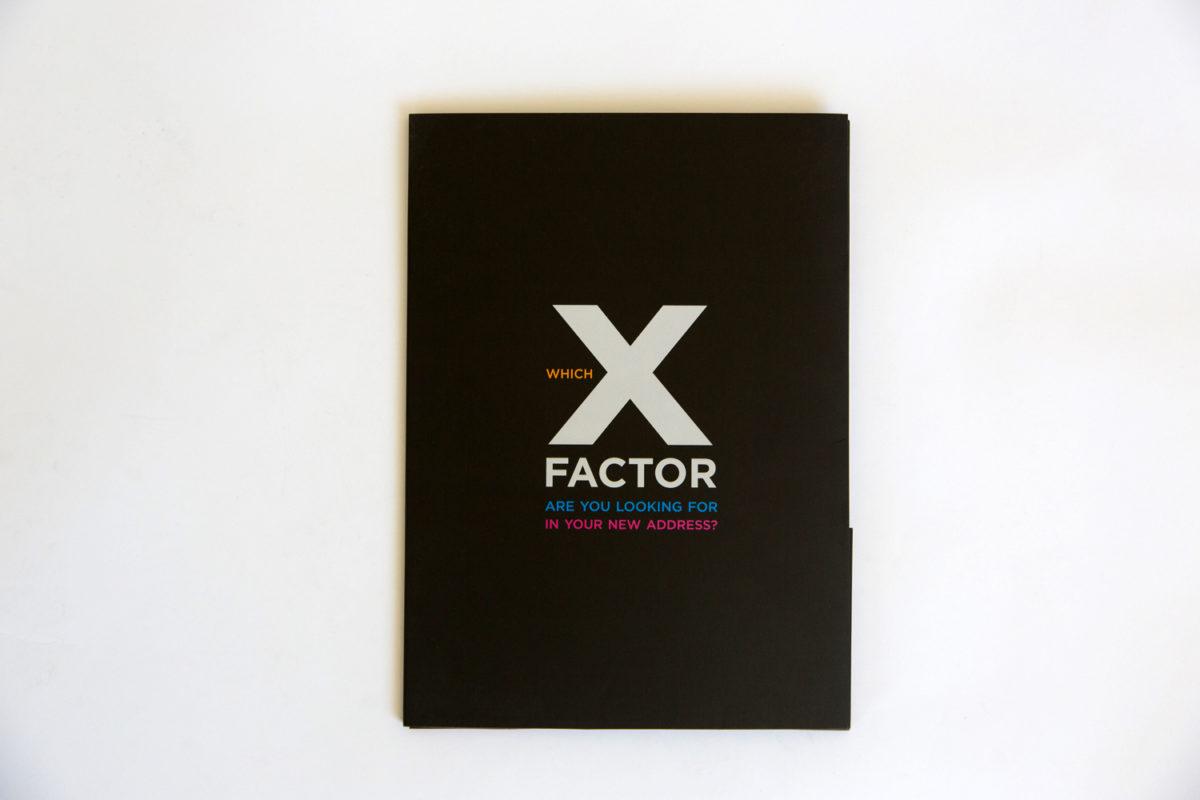 Machete Creative 15 Apr, 2021 CENTURY CITY X FACTOR FOLDER