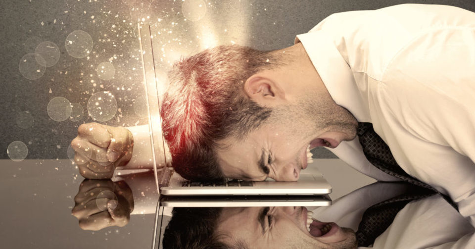 Machete Creative 15 Apr, 2021 Digital Overload – Is Too Much Technology Tanking Our Productivity and Burning Out Our Brains?